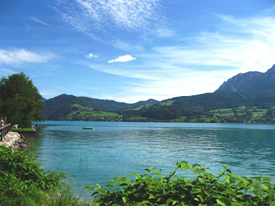 Attersee Lake Austria
