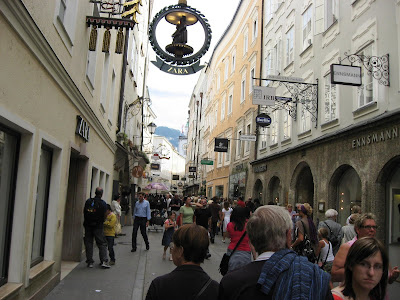Getreidegasse