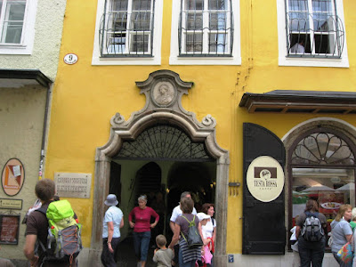 Mozart's House