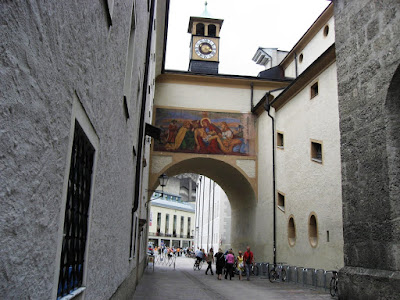 Old Salzburg City
