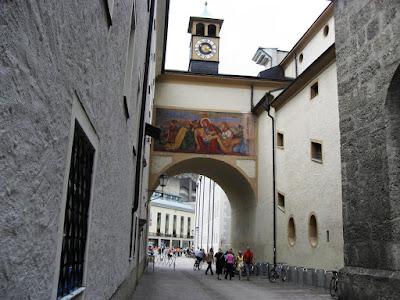 Old Salzburg City