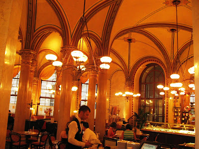 Cafe Central Vienna