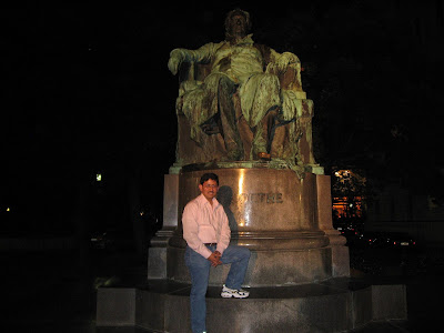 Me and Goethe