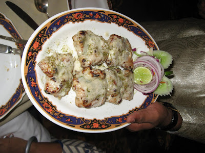 Chandni Kababs at the Dum Pukht