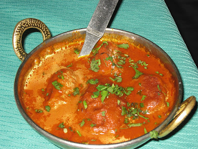 Dum Aloo at Wazwan