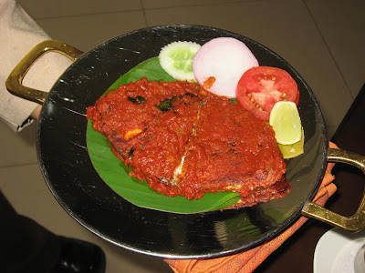Meen Tava Fry at Kokum