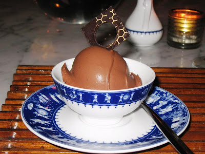Chocolate Mousse at Blue Ginger