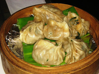 Momos at Malaka Spice
