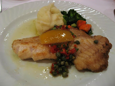 Snapper at Don Giovanni
