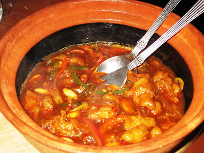 Chengdu Claypot Chicken at Mainland China Pune