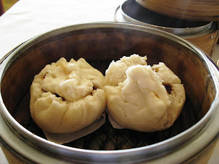 Charsiew Bao at Taipan New Delhi