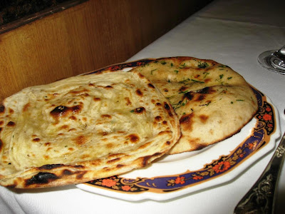 Speciality breads at Dum Pukht Kolkata