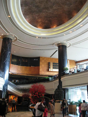 The Grand Hyatt Hong Kong