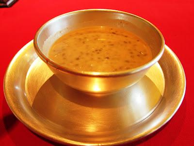 Dessert at Maya Trident Mumbai