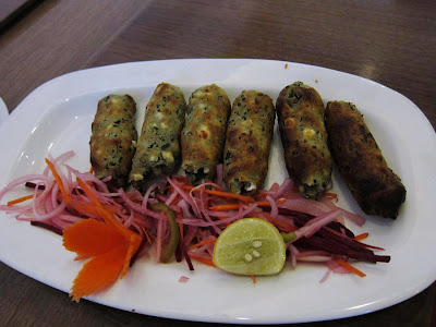 Hara Bhara Kababs at Great Punjab