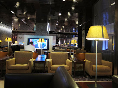KrisFlyer Lounge at Singapore
