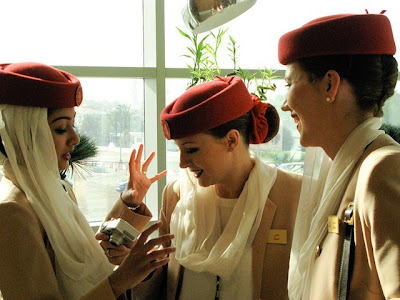 Emirates Airlines Cabin Crew