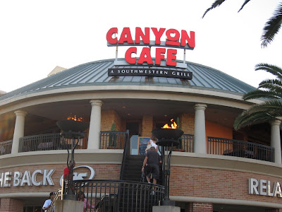Canyon Cafe Houston