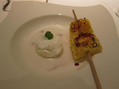 Dessert at Ziya