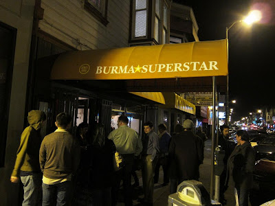 Burma Superstar San Francisco