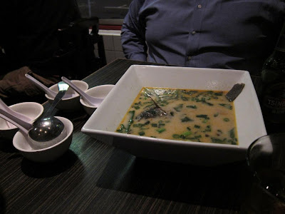 Fish Soup at House of Nanking