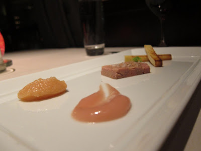 Foie Gras at Fifth Floor