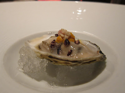 Oyster at Fifth Floor