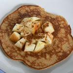 Paleo Maple Almond Pancakes | meljoulwan.com
