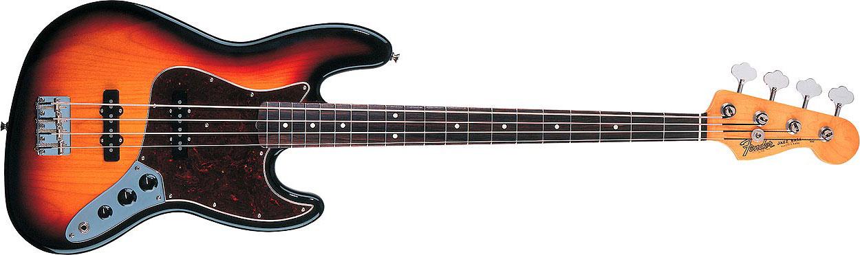 Circuito Ativo Fender Jazz Bass : Bass tech história parte