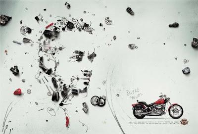 Cool HarleyDavidson Ads