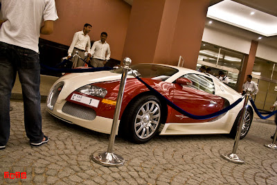 the mOst eXpensive car
