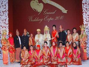 pernikahan adat palembang