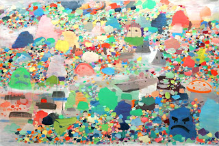 Love this Jia Jia Wang painting.