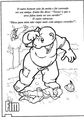 Palavra cruzada 013 Pequenas histórias ilustradas para crianças