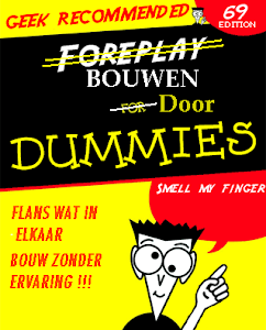 Bouwen door dummies
