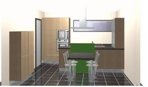 bouwen door dummies: keukenjacht, Deco ideeën