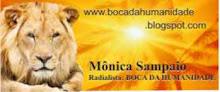 BOCA DA HUMANIDADE: Radialista na Defesa Ambiental