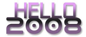 Hello 2008