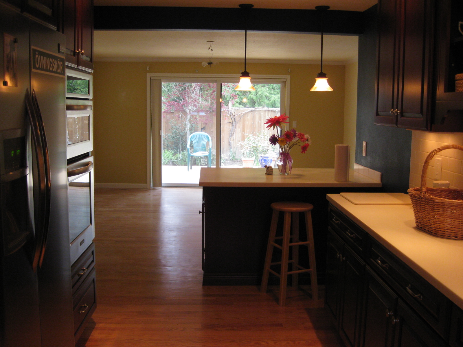 Chew on the Things of Life: 2010 Kitchen remodel