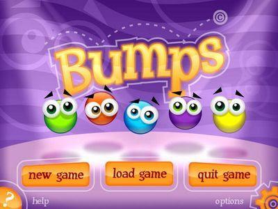 Bumps.