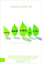 Serve God Save the Planet