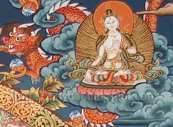 Buddhist White Tara