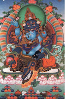 Buddhist Green Jambhala
