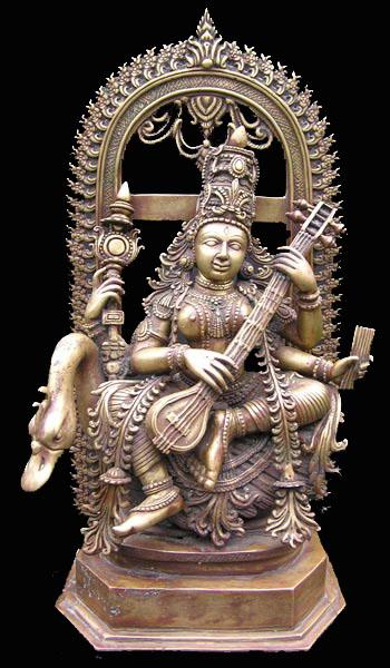 Buddhist Saraswati
