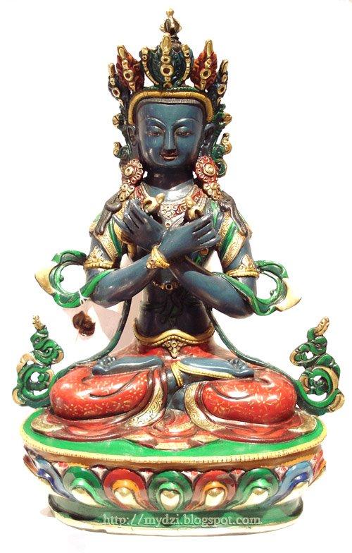 Dharma Gallery: Vajradhara