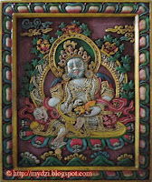 Wood Thanka