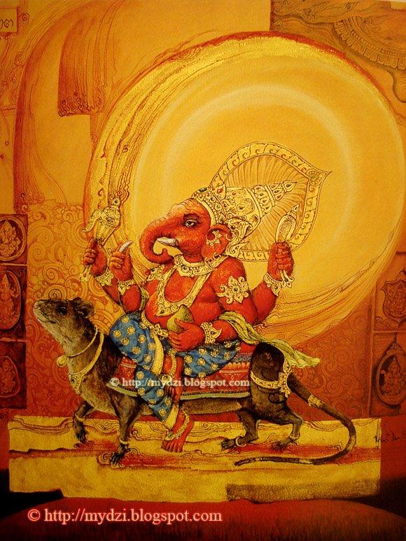 Srishti Ganapati<br />