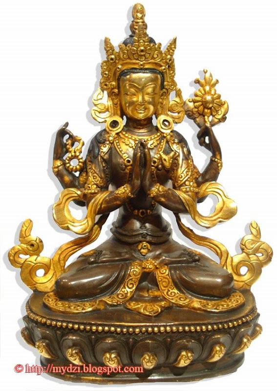 Buddhist Avlokiteshwor Khara Cheri