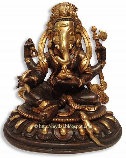 Ganesha Copper