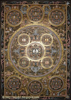12 Chakra Buddha Mandala